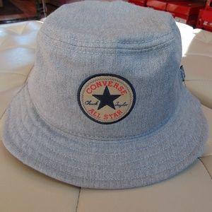 *PRICE DROP* Grey Bucket Hat- Converse
